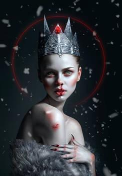 Ice Queen. Nev