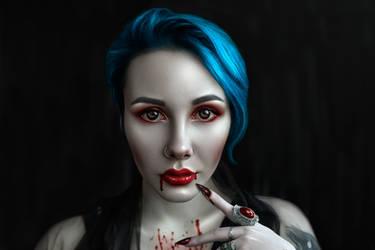 Vampire by GraniaA