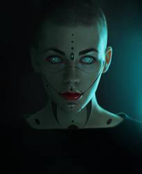 Cyborg by GraniaA