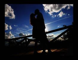 Sweet Kiss by oO-Rein-Oo
