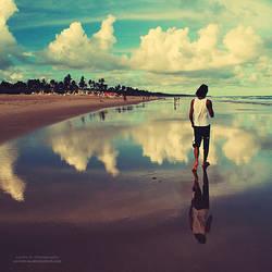 Walking On A Dream by oO-Rein-Oo