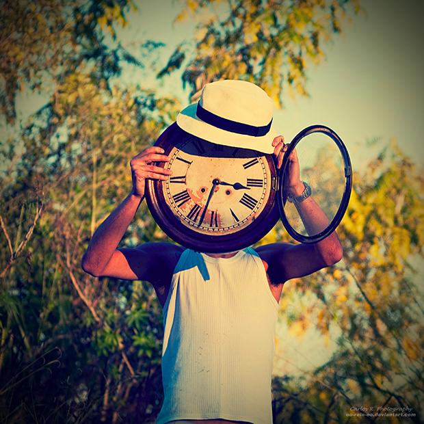 Mr. Time by oO-Rein-Oo