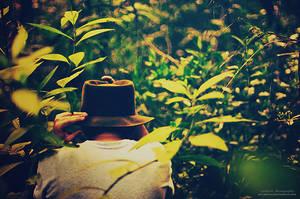 Lost In The Woods by oO-Rein-Oo