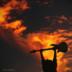Music Is On Fire by oO-Rein-Oo