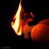 Burning Doubt by oO-Rein-Oo