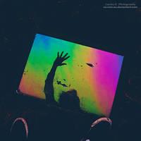 Rainbow In The Dark by oO-Rein-Oo
