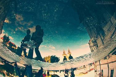 Warping Reality by oO-Rein-Oo