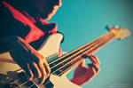 While My Bass Gently Weeps
