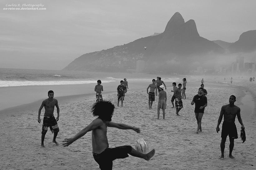 Rio Beach Soccer by oO-Rein-Oo