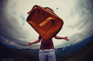 Have Bag, Will Travel by oO-Rein-Oo