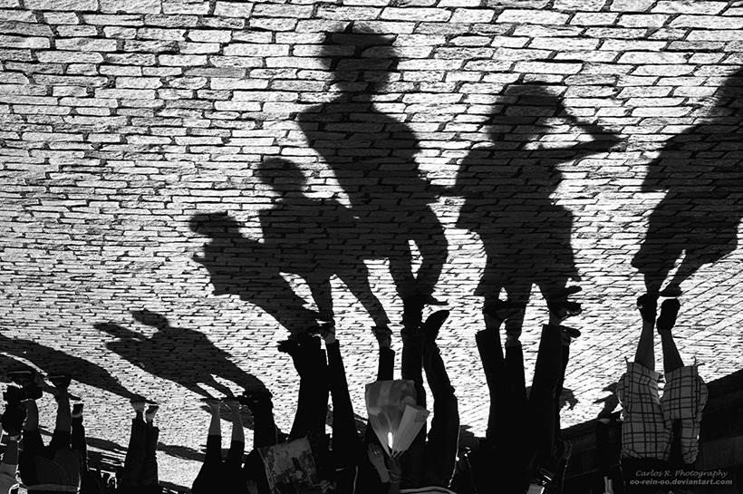 Shadow Business by oO-Rein-Oo