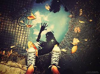 Lost Somewhere In Between by oO-Rein-Oo