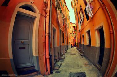Wonderland Next Door by oO-Rein-Oo