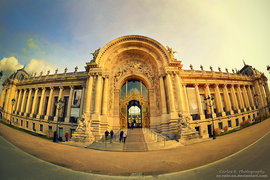 Le Petit Palais by oO-Rein-Oo