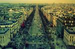 L'Avenue Des Champs Elysees
