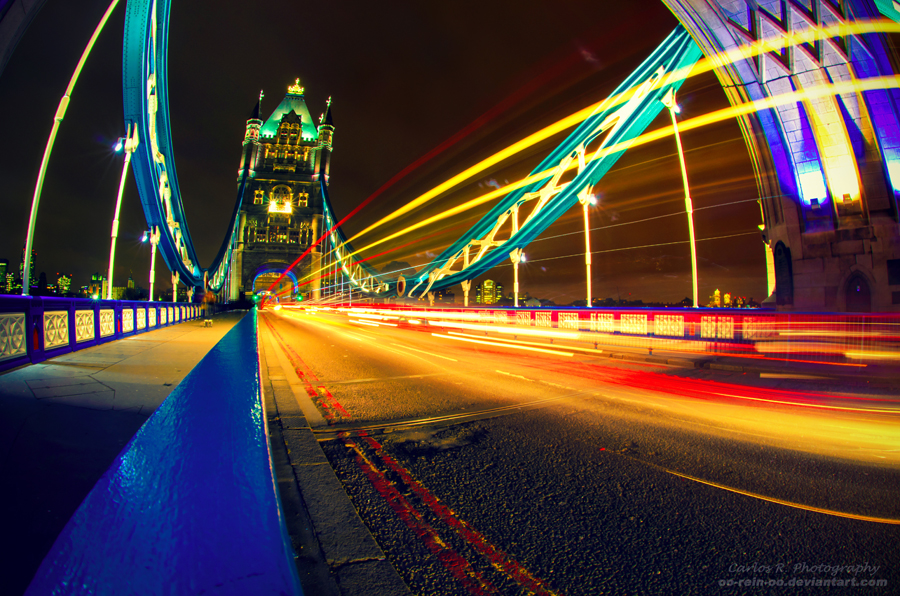 Tower Bridge by oO-Rein-Oo