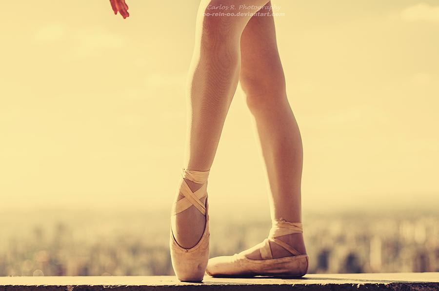 Ballet Dreams by oO-Rein-Oo