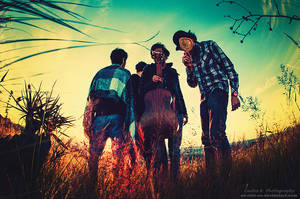 Lame Photo For A Fake Band by oO-Rein-Oo