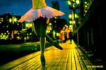 The Rainbow Ballerina