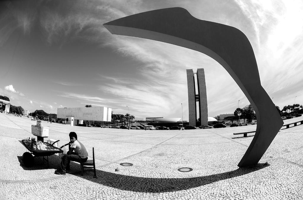 Brasilia, Brazil by oO-Rein-Oo