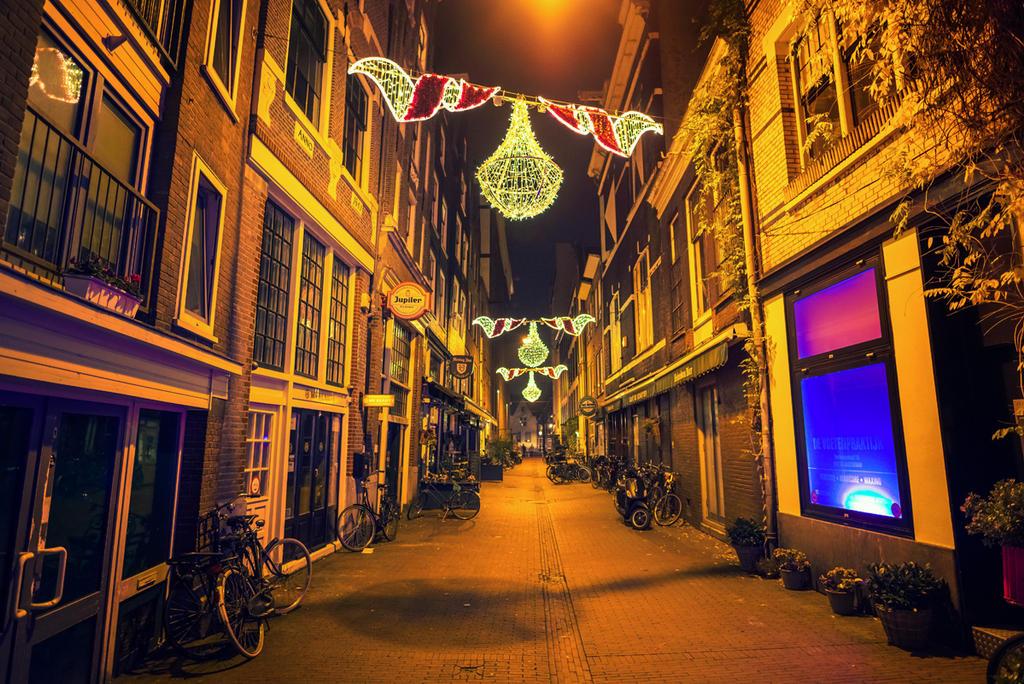 Amsterdam Lights II by oO-Rein-Oo
