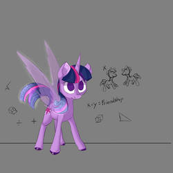 Poised and Ready for Friendship! by FriendlyRaccoon