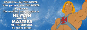 Unofficial He-Man Book ad - He-Man edition