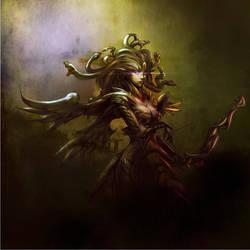 Medusa by QiuDeen