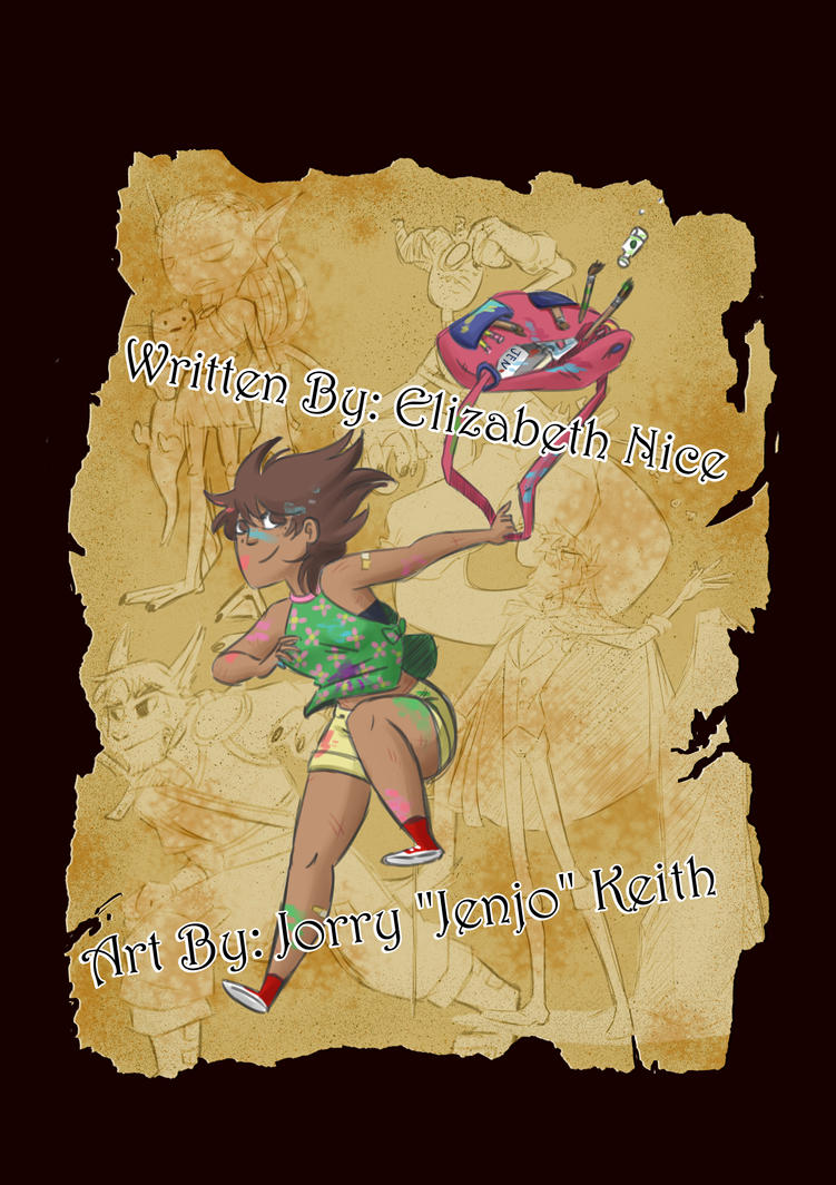 Rolt Comic Book One Credits by MissKeith