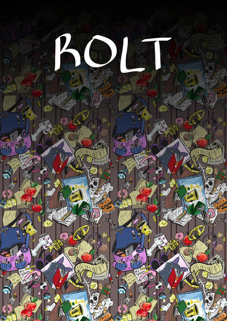 Rolt Comic Cover by MissKeith