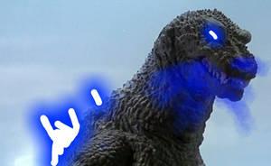GMK Godzilla Powered Atomic Energy