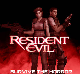 Resident Evil (2002 Movie) (w/game chars)