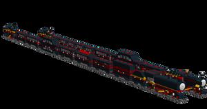 Lego Trains: Express Train 1 by Shadow20X6