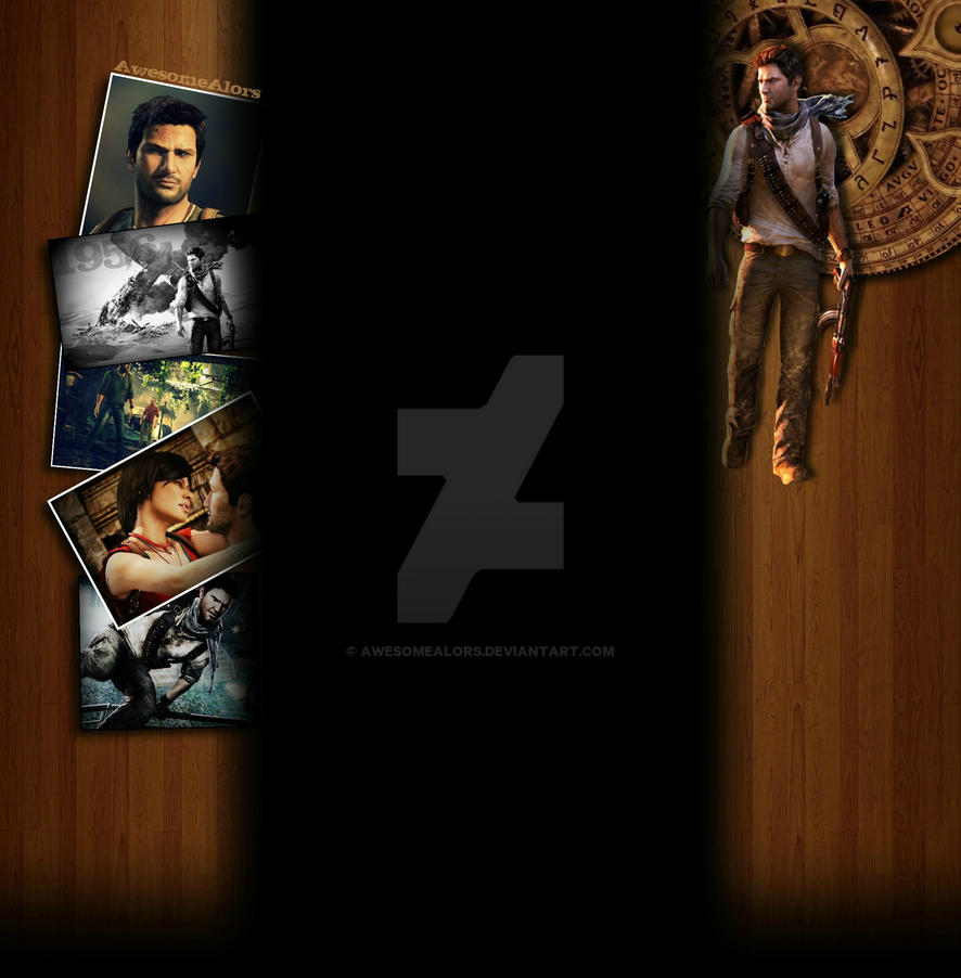 Uncharted Wallpaper: Uncharted 3 (YouTube Background) By AwesomeAlors On DeviantArt