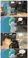 My Little Pony: Opposing Force - Naughty Jokes