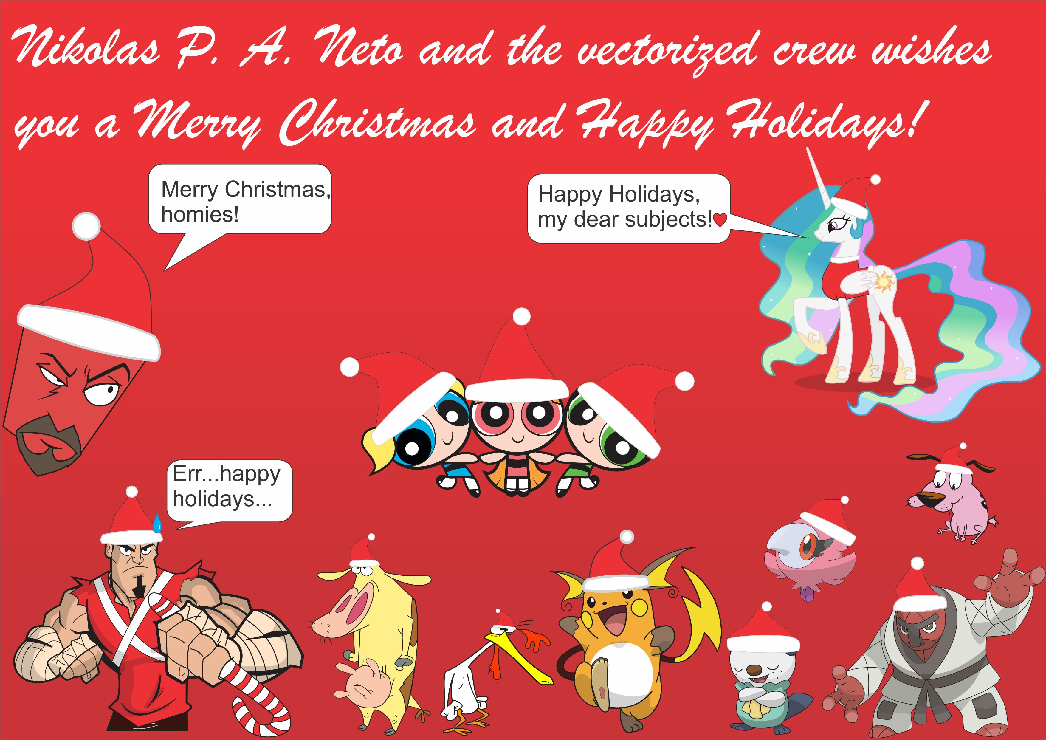 custom made christmas card - wlrtradio.com