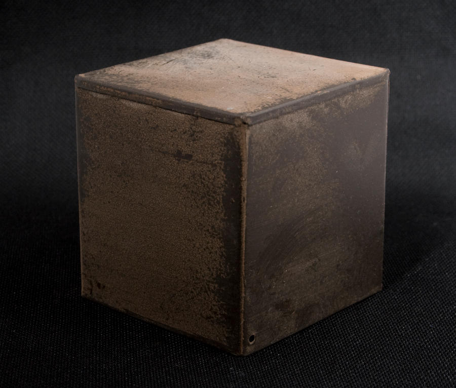 object - 011 Cube