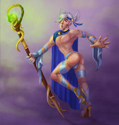 Sorcerer by AntCommander