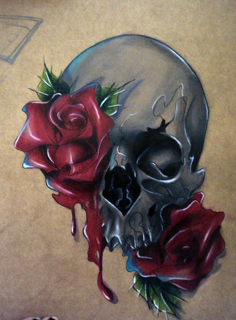 skull by Verartstyle on DeviantArt
