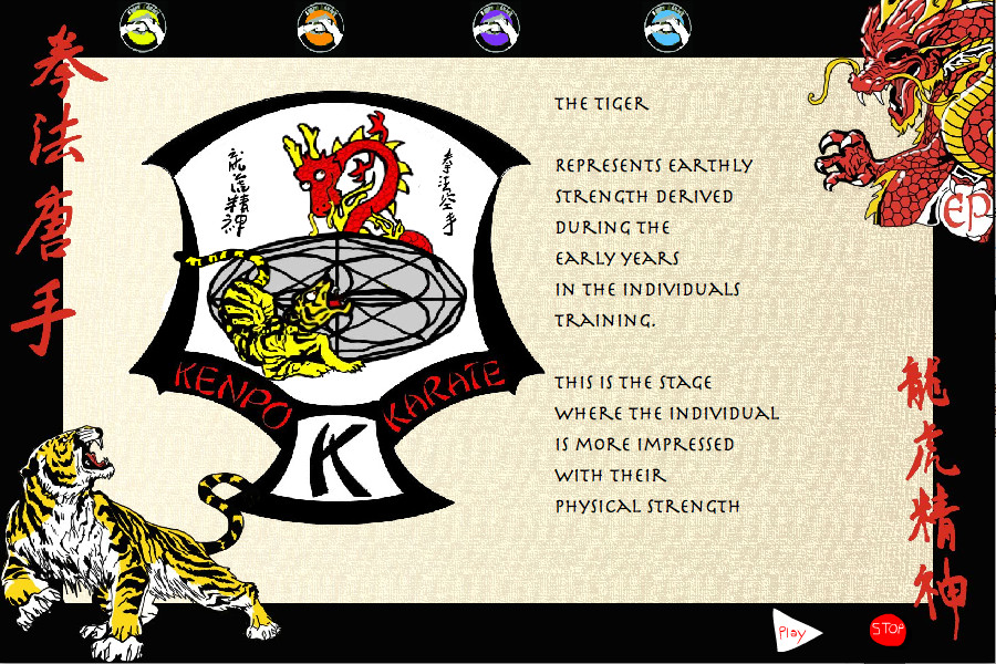 DeviantArt: More Like Thunderbolt Kenpo website by dupisha