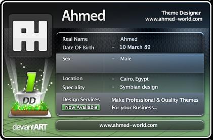 AhmedWorld's Profile Picture