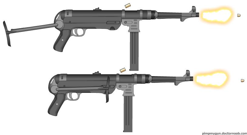 Mp40 Build Kit