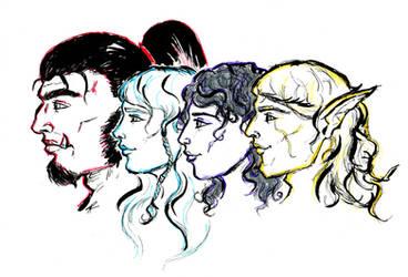 LoA: Heroes by pleasant28