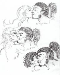 Krush Kisses by pleasant28