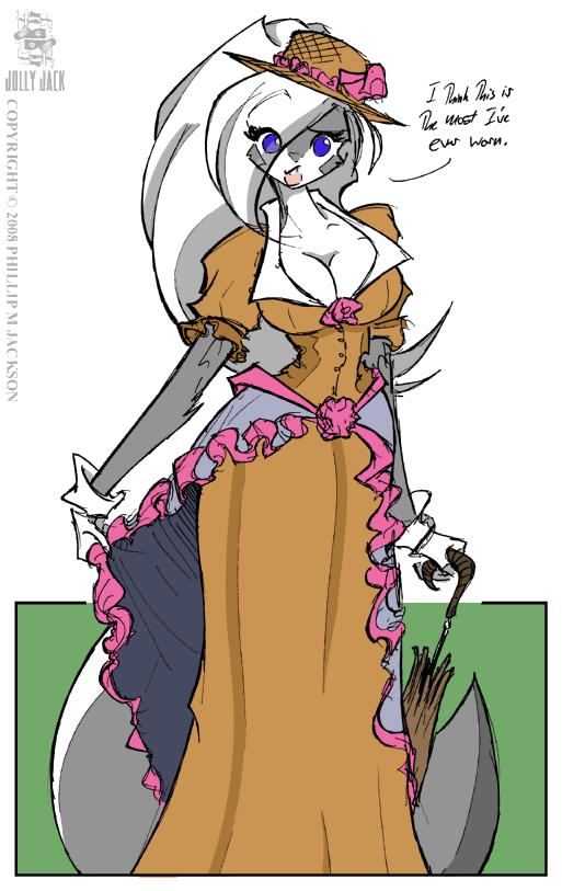 Victoriana Chloe by drag0nscythe