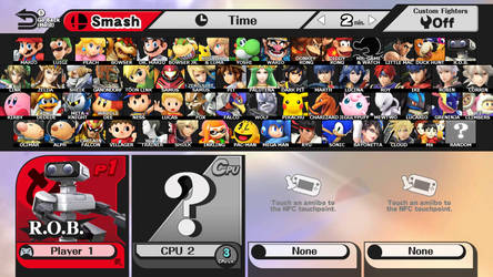 Super Smash Brothers for NX by drag0nscythe