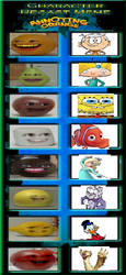 Annoying Orange Recast Meme (My Version) by SaucerofPeril
