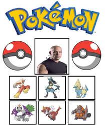 Dominic Toretto's Pokemon Team