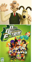 Wallace and Gromit adores DDR Cast