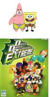 SpongeBob and Patrick adores DDR Cast